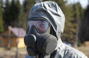 Военные продезинфицируют более 40 мемориалов Петербурга иобласти