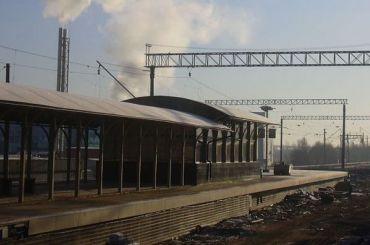Пенсионер попал под дизельный поезд настанции Купчино