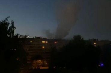 Четыре человека погибли впожаре наВыборгском шоссе