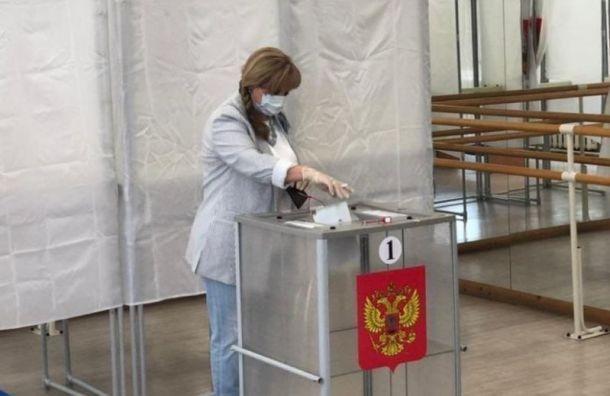 ЦИК: наутро 28июня попоправкам вКонституцию проголосовали 30,9 млн человек