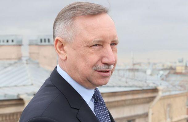 Беглов заявил оспаде заболеваемости COVID-19 вПетербурге