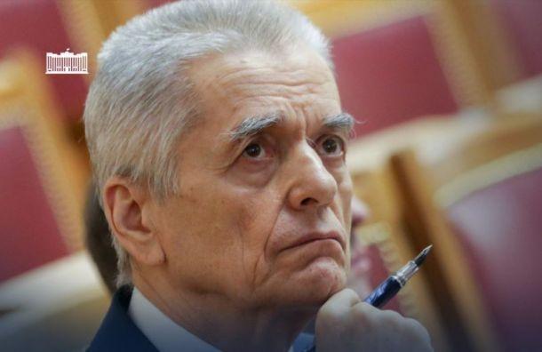 Онищенко: коронавирус вернется вРоссию осенью