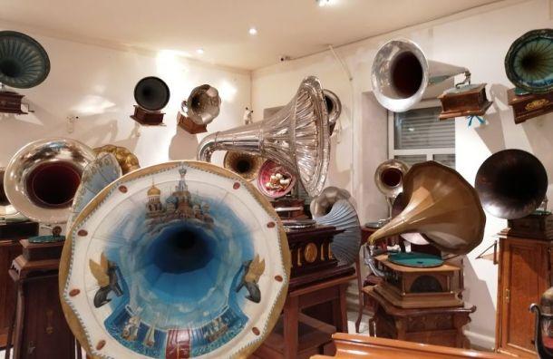 Деньги важнее: Петербург может лишиться редчайшего музея граммофонов