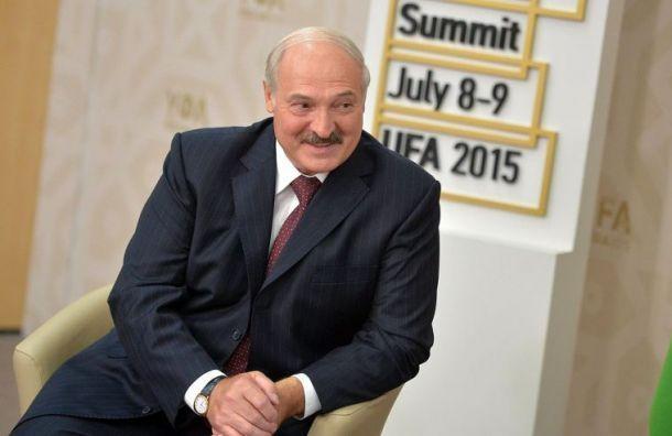 Лукашенко назвал Белоруссию раем