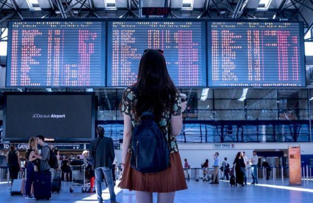 Почти 20 рейсов отменили впетербургском аэропорту Пулково