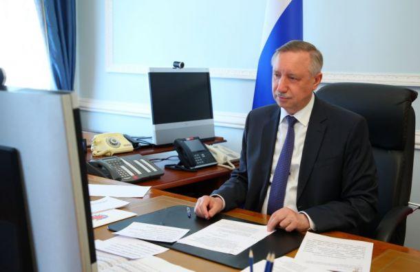 Беглов: Власти города обязаны обеспечить 100% норму призыва