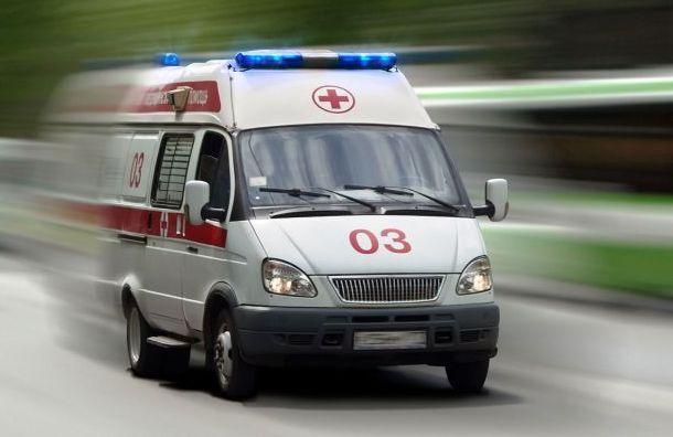 Двое детей пострадали ваварии наПулковском шоссе