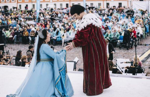 Фестиваль «Опера— всем» пройдет вПетербурге с8 по22августа