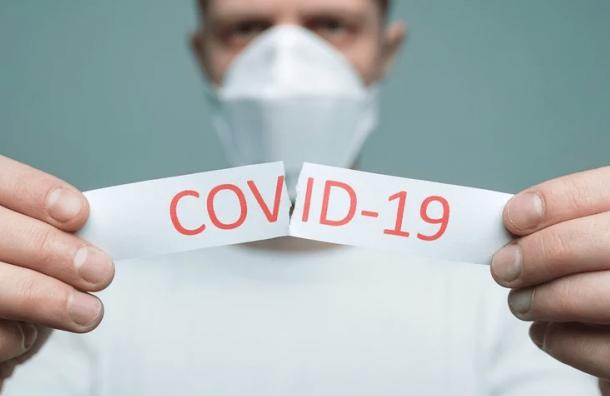 Засутки вПетербурге выявили 296 случаев заражения COVID-19
