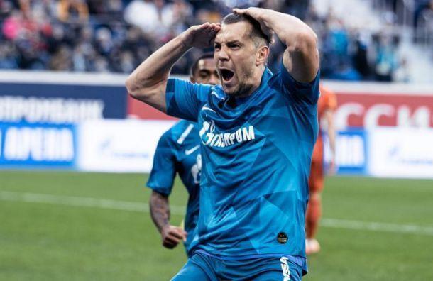 Теперь официально: Дзюба подписал новый контракт с«Зенитом»