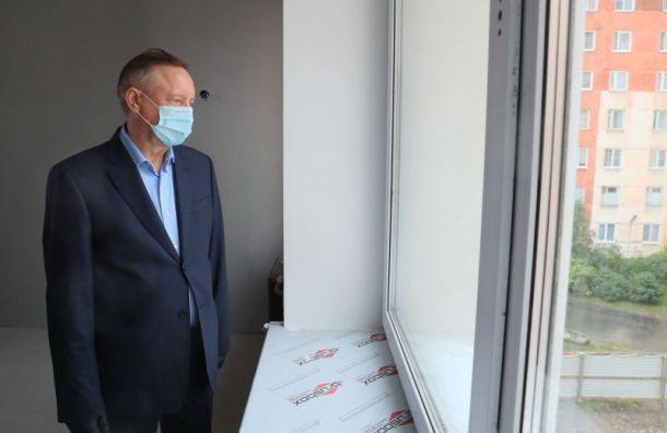 Беглов: ситуация скоронавирусом вПетербурге стабилизировалась