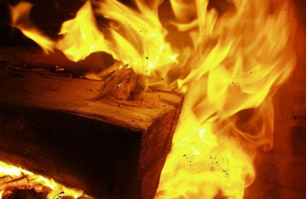 Мужчина упал с9-го этажа, спасаясь отпожара, ивыжил