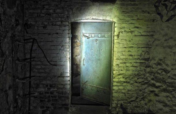 Затопленное бомбоубежище наБелоостровской должны привести впорядок