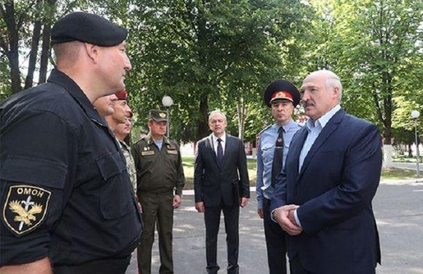 Под Минском задержали 32 боевика частной военной компании