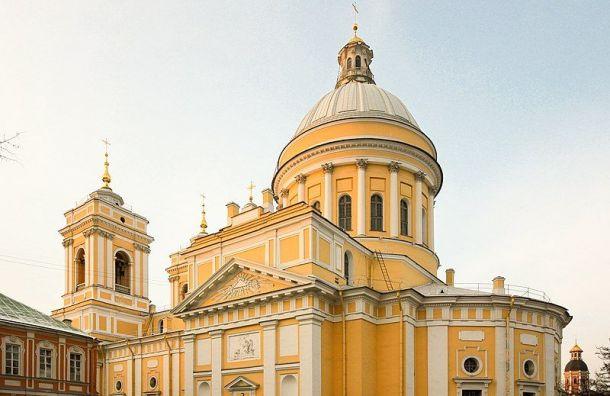Духовенство получит субсидии насохранение памятников культуры вПетербурге