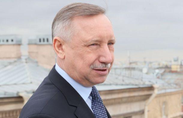 Беглов сохранил место втройке самых упоминаемых губернаторов