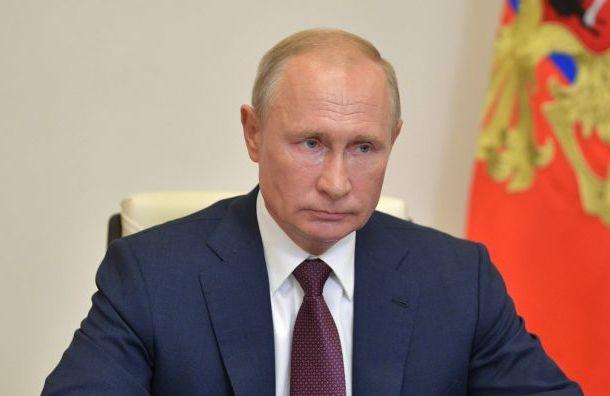 Путин выразил соболезнования Нурмагомедову всвязи сосмертью отца