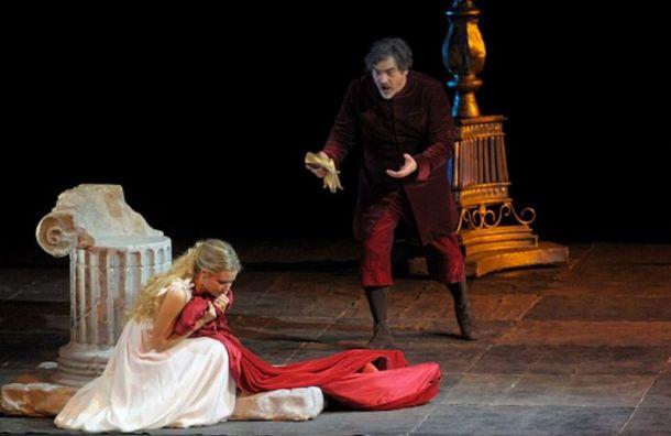 Мариинский театр 1августа откроет историческую сцену