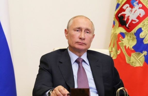 Путин: отношения России иУкраины испортились неиз-за Крыма