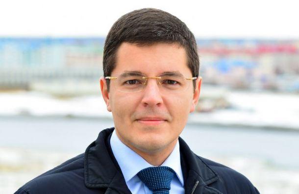 Губернатор ЯНАО Артюхов заразился коронавирусом