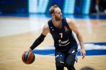 Баскетбольный «Зенит» объявил обуходе Понкрашова