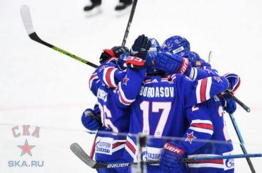 СКА признали вице-чемпионом России похоккею