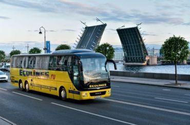 Автобусы изПетербурга вРигу возобновляют работу