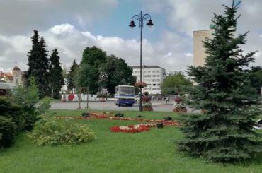 НаУкраине взяли взаложники пассажиров автобуса