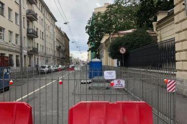Подходы кЮсуповскому дворцу перекрыли из-за выставки одзюдо
