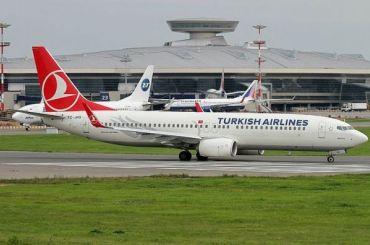 Turkish Airlines планирует со2августа возобновить полеты вПетербург