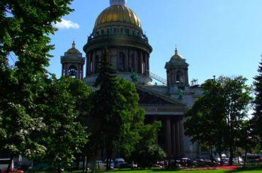 Главный синоптик Петербурга пообещал, что дожди прекратятся совторника