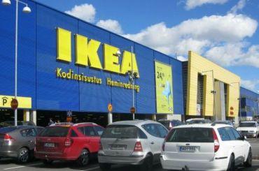 IKEA открылась для петербуржцев срядом ограничений