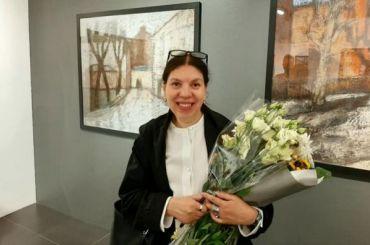 Алюди— внутри: ВKGallery открылась выставка Екатерины Посецельской «Гений места»
