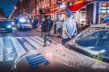 Полиция вновь нагрянула срейдом наРубиншейна, задержаны 38 человек