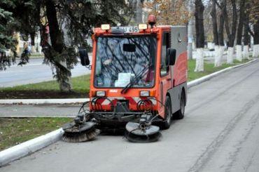 УФАС необъяснило, почему Калининский район остался без уборки