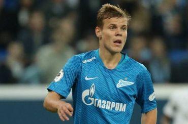 «Зенит» может подписать сКокориным новый двухлетний контракт