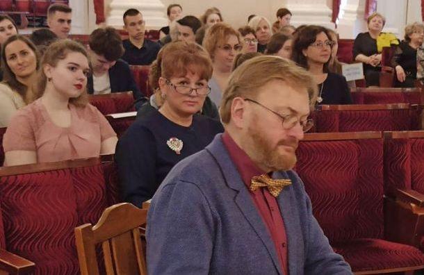Милонов хочет запретить СМИ сообщать детали жестоких преступлений