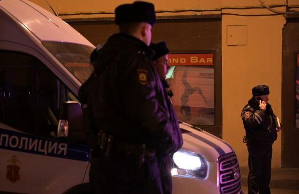 Расчлененное женское тело нашли ночью вВыборгском районе Петербурга