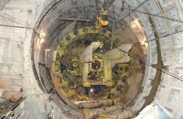 Строительство «коричневой» ветки метро могут возобновить через пару недель