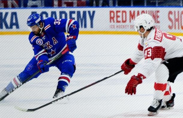 СКА уступил «Авангарду» вфинале домашнего турнира имени Пучкова