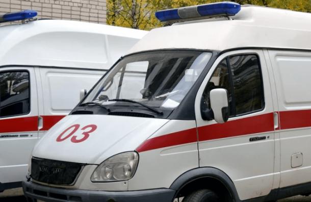 Белый седан сбил мужчину напроспекте Ветеранов искрылся