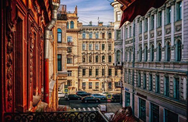 Цены нажилье висторическом центре Петербурга взлетели на24%