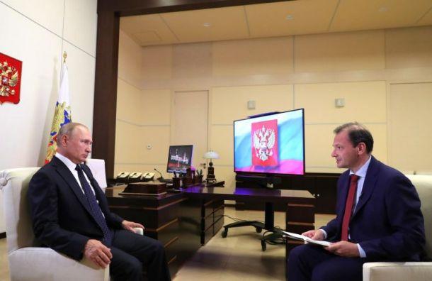 Путин: Позиция порезультатам выборов вБелоруссии была заготовлена