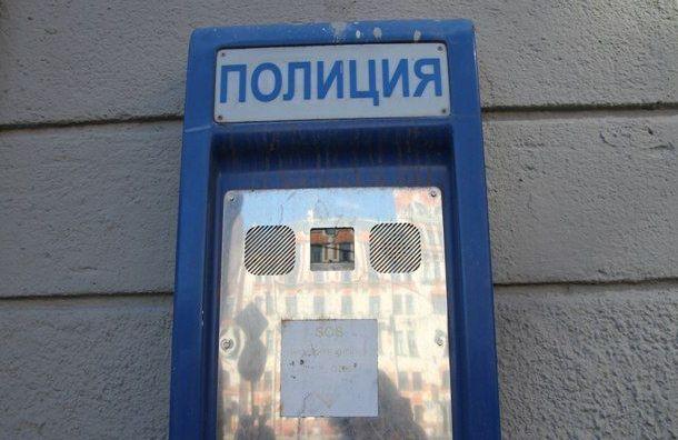 Пятерых полицейских в Петербурге задержали по подозрению в вымогательстве