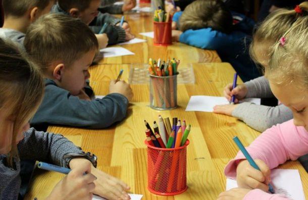 Доконца года вПетербурге построят 8 школ и22 детских сада