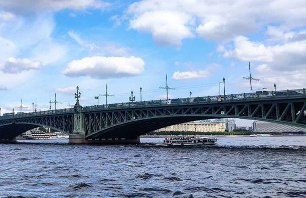 Дожди неиспортят петербуржцам воскресенье