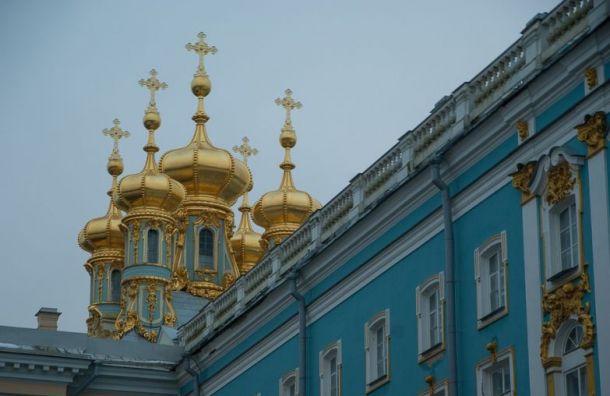 Покои князя Павла Петровича ицерковь Екатерининского дворца открываются для посетителей
