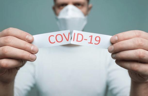 Снова впятерке: засутки вПетербурге выявили 155 случаев заражения COVID-19