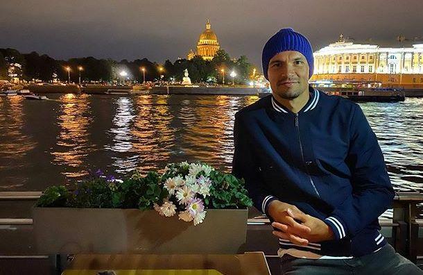 Новичок «Зенита» Ловрен признался влюбви кПетербургу