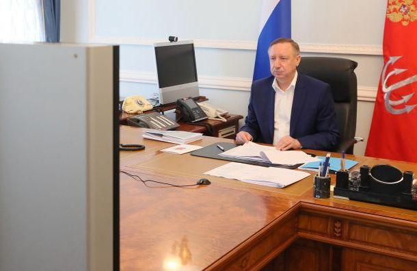 Беглов заявил о спасении петербургского завода, производящего ИВЛ
